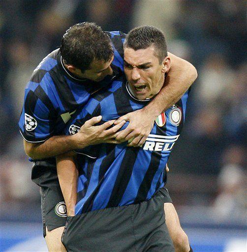 Campeones: Inter empata 2-2 con el Dínamo Kiev