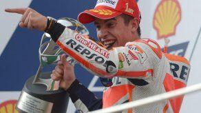 El insaciable Márquez busca un nuevo récord en Valencia