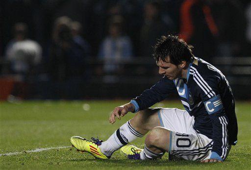 América: Argentina y Messi sufren un descalabro