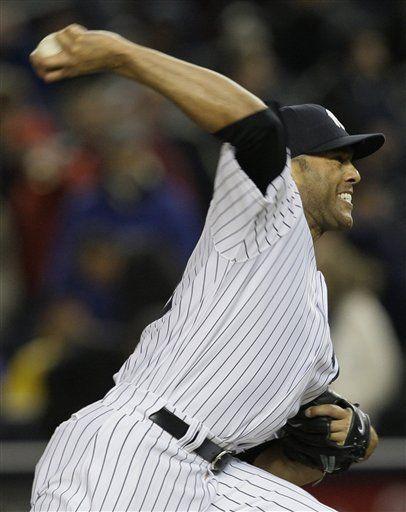 Grandes Ligas niegan que Rivera haya usado bola ensalivada