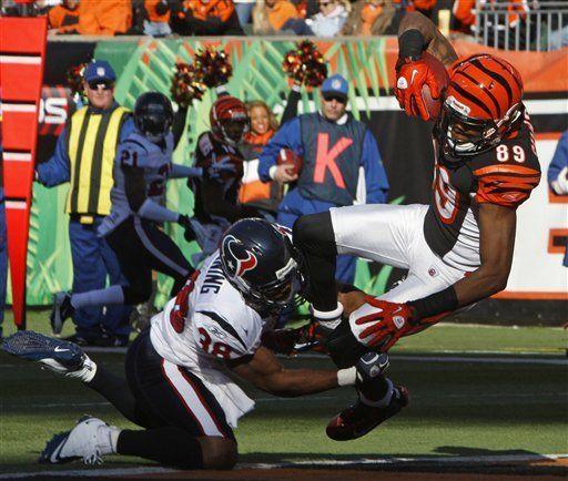 NFL: Texans 20, Bengals 19; Houston llega por 1ra vez a playoffs