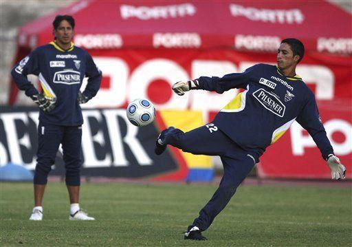 Mundial: Ecuador, en partido crucial, no quiere desesperar