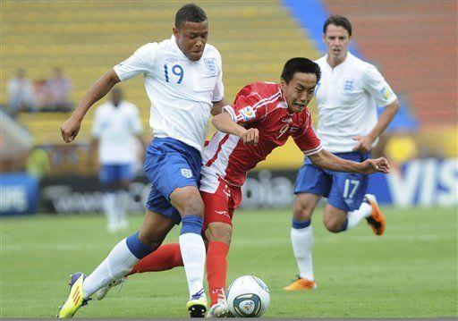 Sub20: Inglaterra y Norcorea empatan 0-0