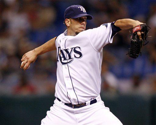 MLB: Rays 2, Azulejos 1; jonrón de Zobrist