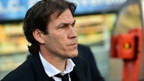 La Roma anuncia la destitución de Rudi Garcia