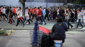 La violencia sin fin en el fútbol argentino