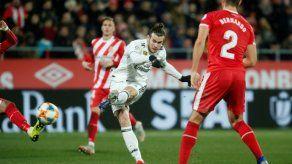 El Real Madrid gana 3-1 al Girona y se mete en semifinales de Copa del Rey