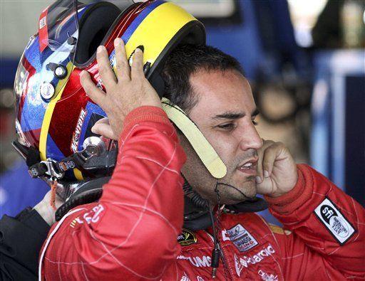 NASCAR: Montoya prefiere la mesura