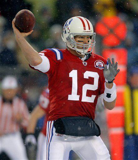 Brady y Patriots logran victoria histórica sobre Titans