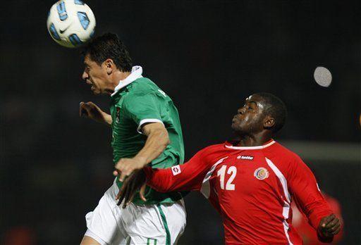 América: Costa Rica vence 2-0 a Bolivia