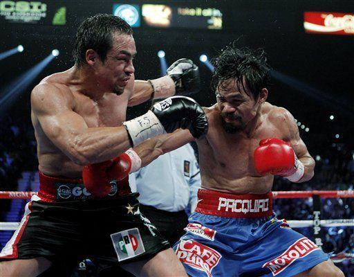 México: anulan elección por logotipo en pantalón de boxeador
