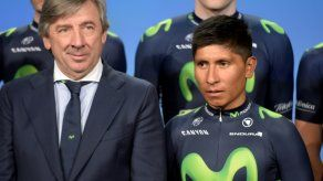 Eusebio Unzué dice que espera un Nairo capaz de marcar diferencias en el Tour