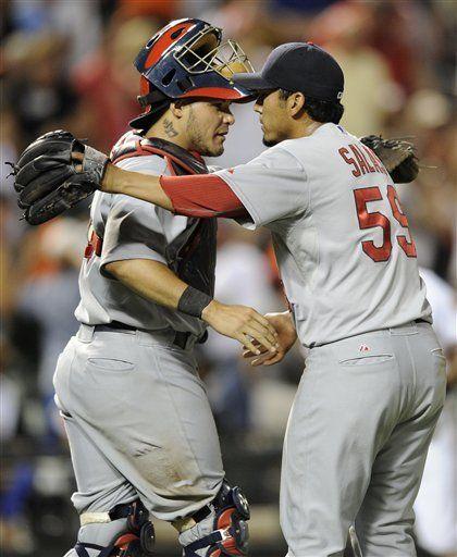 MLB: Cardenales 9, Orioles 6; San Luis barre en 3 juegos