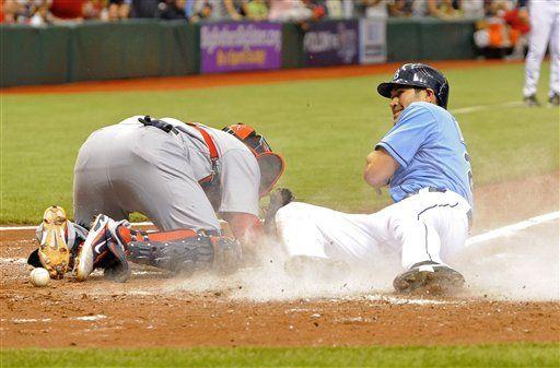 MLB: Rays 8, Cardenales 3; Damon remolca cuatro