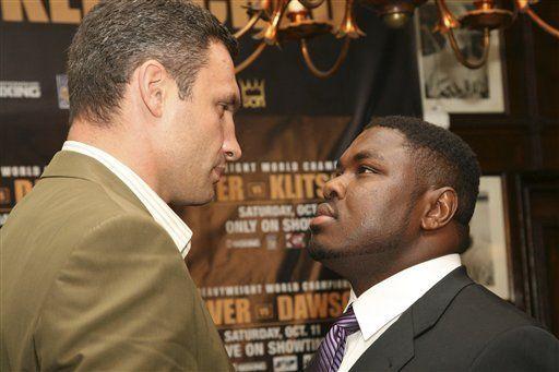 Klitschko, listo para volver al boxeo
