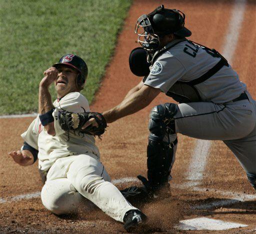 MLB: Marineros 4, Indios 3, 10 innings