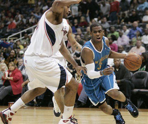 NBA: Hornets 109, Wizards 98; triple-doble de Paul