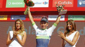 Caleb Ewan abandona la Vuelta a España