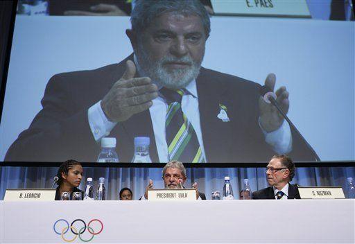 Río insta a llevar las olimpíadas a América del Sur