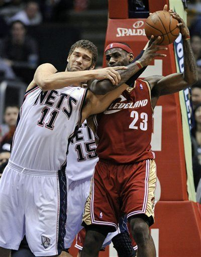 NBA: Cavaliers 96, Nets 88