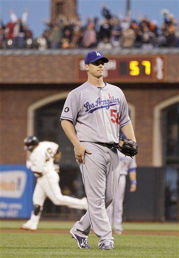 MLB: Gigantes 5, Dodgers 0; Sandoval luce al bate ante Dodgers