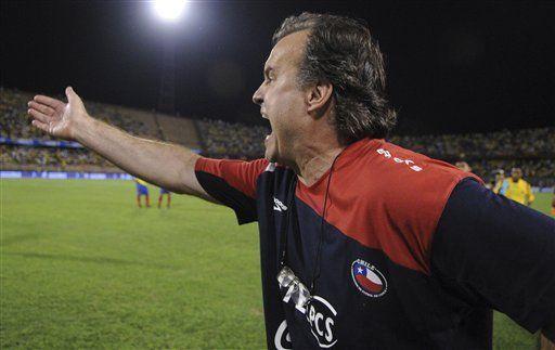 Mundial: Bielsa acredita a los jugadores la clasificación