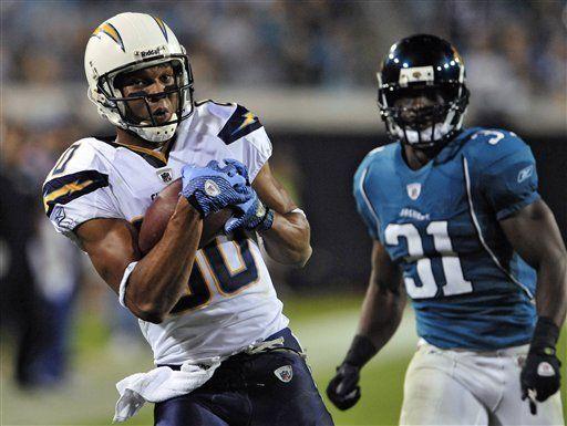 NFL: Chargers 38, Jaguars 14; Rivers sorprende con gran actuación