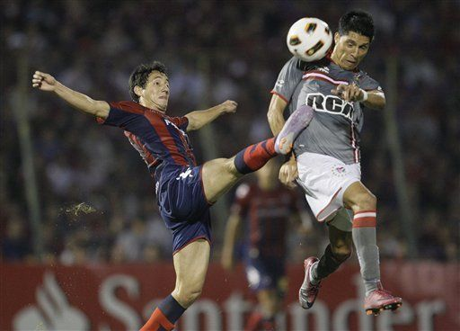Libertadores: Cerro vence 5-3 a Estudiantes y pasa a cuartos