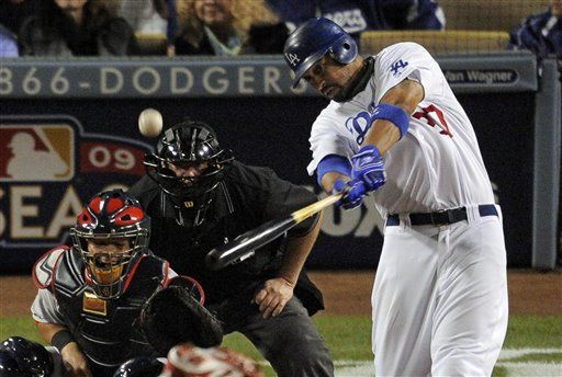 MLB: Dodgers 5, Cardenales 3
