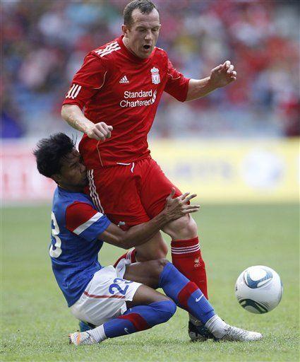 Liverpool vence a Malasia 6-3 en gira asiática