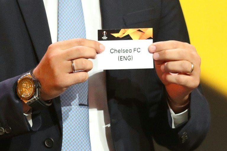 Sevilla y Chelsea, favorecidos con sorteo benévolo en Europa League