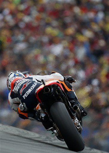 Pedrosa gana GP de Alemania en MotoGP