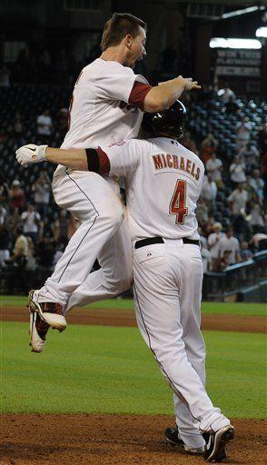 MLB: Astros 3, Nacionales 2, Michaels resuelve en la 11ma