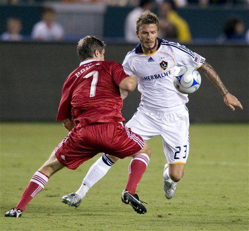 Titular de MLS revela interés de Beckham en 2da estadía con Milan