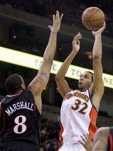 NBA: Warriors 119, 76ers 111; Wright termina con 25 puntos