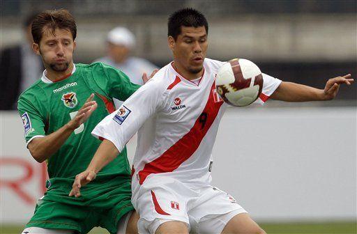 Mundial: Perú se despide con victoria ante Bolivia