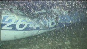 Recuperado un cuerpo de la avioneta en la que se estrelló Emiliano Sala