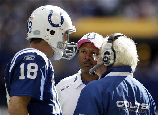 Peyton y los Colts, todo un desafío para los golpeados Titans