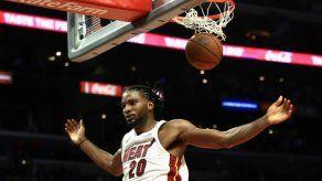 Winslow y Adebayo lideran al Heat en triunfo sobre Cavaliers