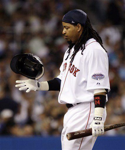 Manny Ramírez pasa a los Dodgers y Bay a Boston