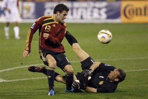 Mundial: España vence 2-1 a Armenia