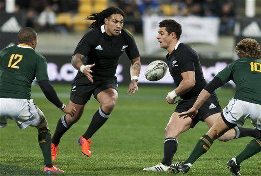 Tres Naciones: Nueva Zelanda aplasta a Sudáfrica 40-7