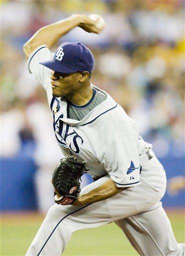 MLB: Rays 3, Azulejos 2; Peña conecta jonrón