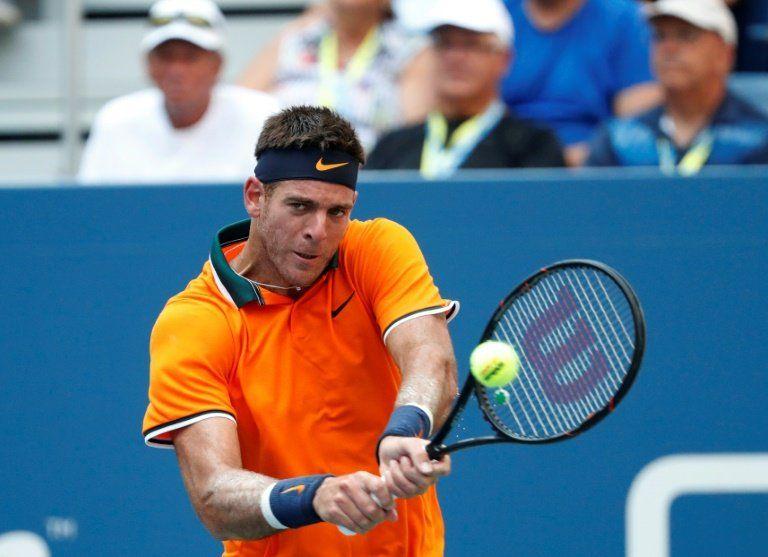 Del Potro avanza a tercera ronda del US Open