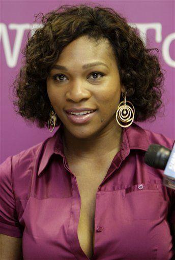 Serena Williams, jugadora del año de la WTA
