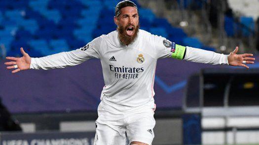 Sergio Ramos: Nunca me he querido ir del Real Madrid