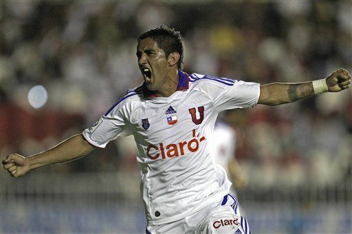 Sudamericana: Empate valioso para U. de Chile ante Vasco