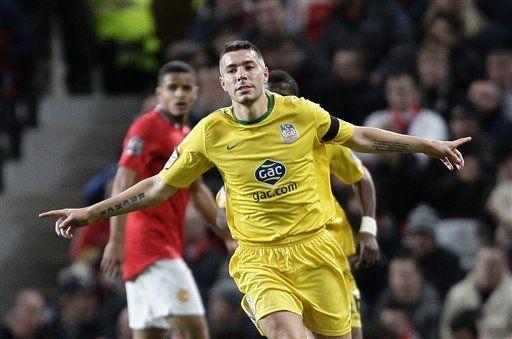 Man United, eliminado de la Copa de Liga por el Crystal Palace