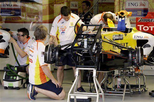 Barrichello insinúa que puede ganar en el G.P. Australiano