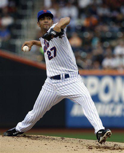 MLB: Mets 4, Astros; Figueroa lanza blanqueda